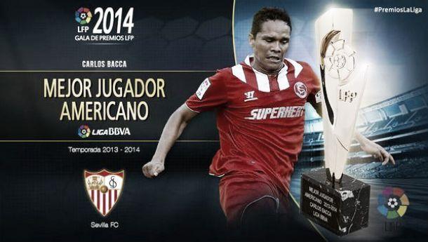 Carlos Bacca, el mejor sudamericano de la Liga BBVA
