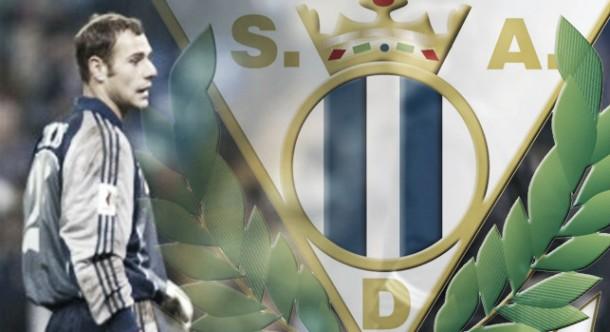 Carlos Sánchez será el nuevo entrenador de porteros del CD Leganés
