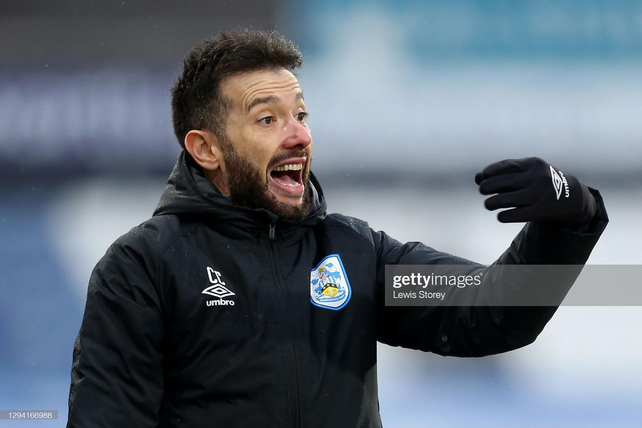 Huddersfield Town vs Barnsley: Corberan's pre-match comments