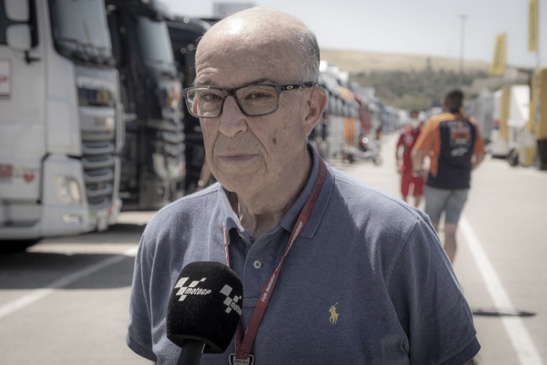 """Carmelo Ezpeleta: """"Nuestra idea es empezar en Qatar y terminar en Valencia"""""""