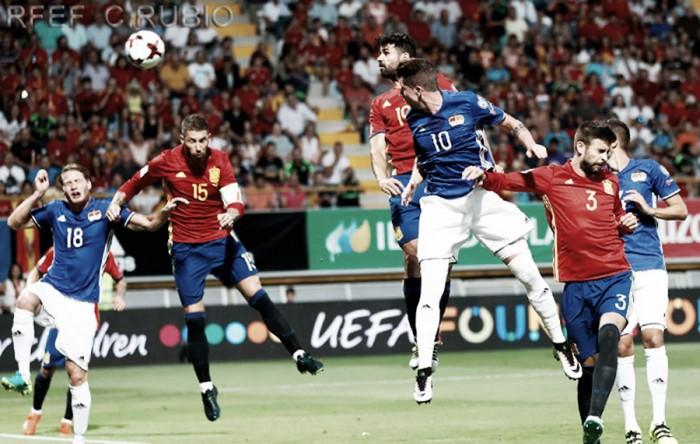 """Diego Costa desabafa após goleada: """"O que mais me doía é que não estava jogando bem"""""""