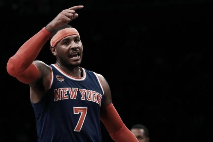 """Carmelo: """"El simple hecho de no saber lo que va a pasar me emociona"""""""