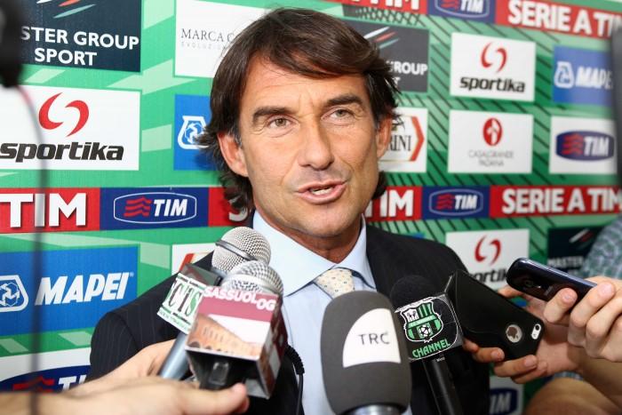 """Sassuolo, parla Carnevali: """"Di Francesco ha espresso il suo desiderio e noi lo abbiamo accontentato"""""""