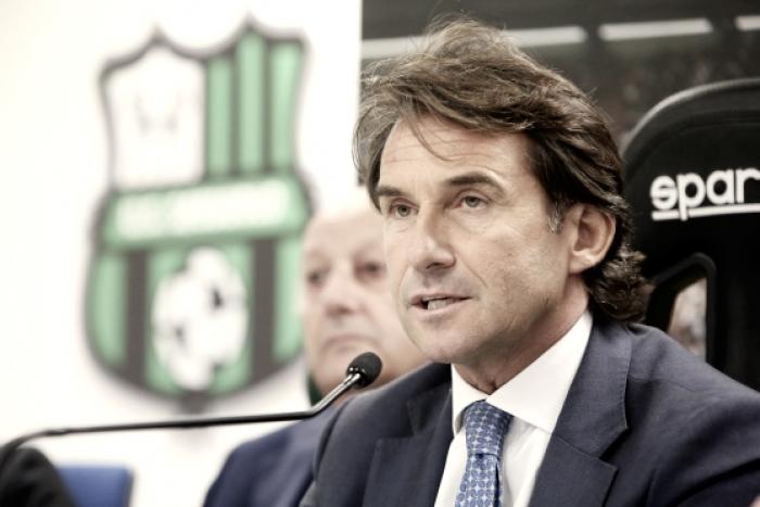 """Sassuolo, parla l'ad Carnevali: """"Berardi è un nostro giocatore. Il suo futuro? Ne riparleremo"""""""