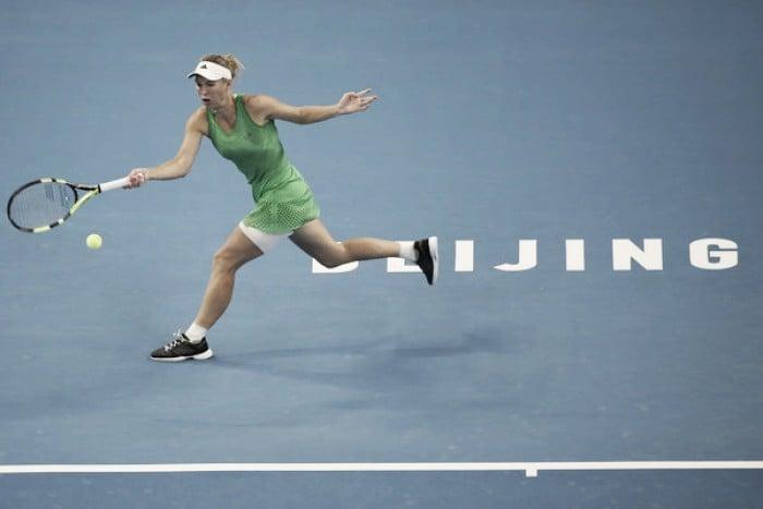 Wozniacki sigue la buena racha
