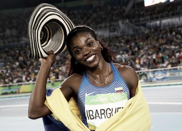 """Caterine Ibargüen: """"Uno de mis sueños era tener la medalla, y hoy lo logre"""""""