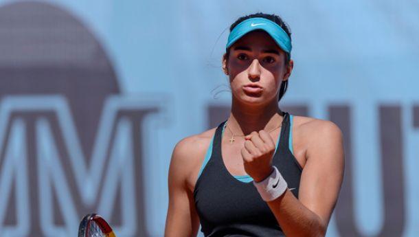 WTA Indian Wells : Garcia fait sensation, Bouchard confirme
