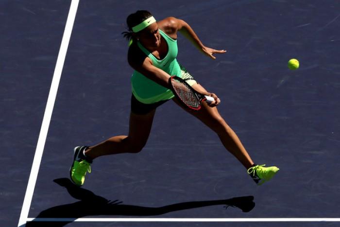 WTA Monterrey, il programma: in campo Garcia, Pavlyuchenkova e Bouchard