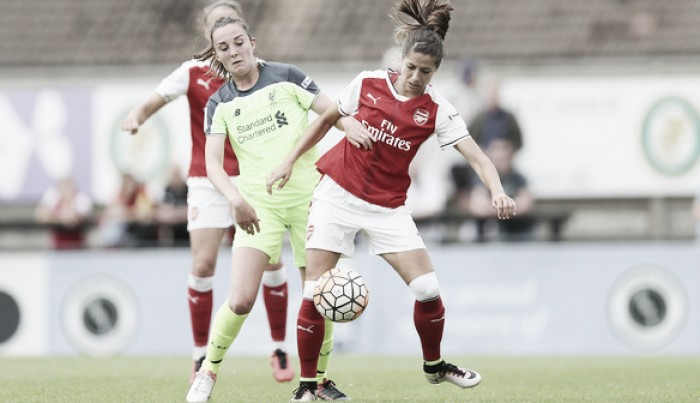 Arsenal 1-2 Liverpool: Stunning Caroline Weir free-kick condemns Gunners to defeat