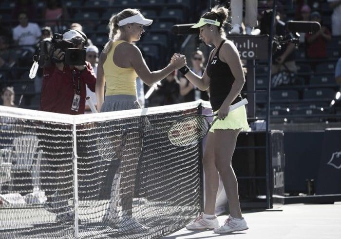 WTA Tokyo first round preview: Belinda Bencic vs Caroline Wozniacki