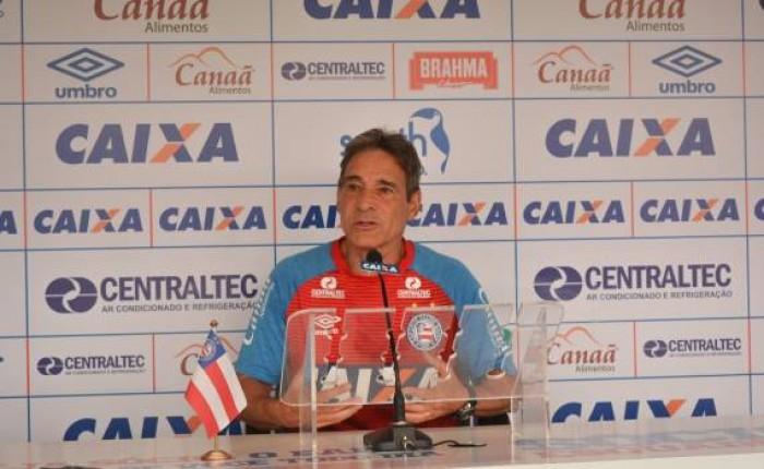 """Em sua estreia, Carpegiani espera bom desempenho do Bahia: """"Perspectiva de boa campanha"""""""