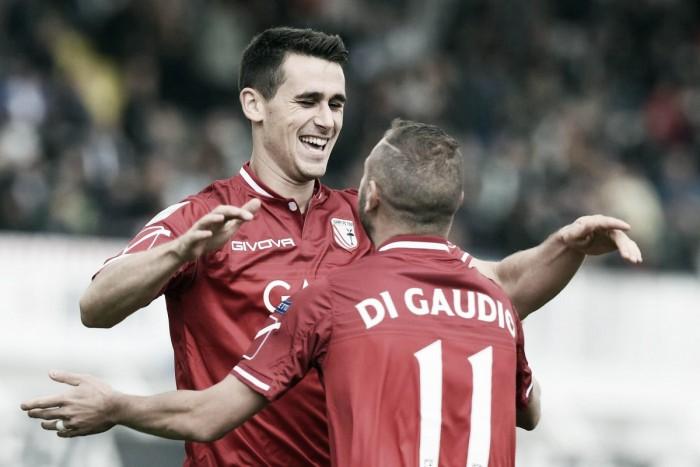 Serie B - Lasagna consegna la vittoria al Carpi contro il Trapani (2-1)