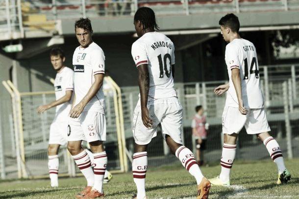 Serie B: il Carpi spreca, ma il Bologna non approfitta