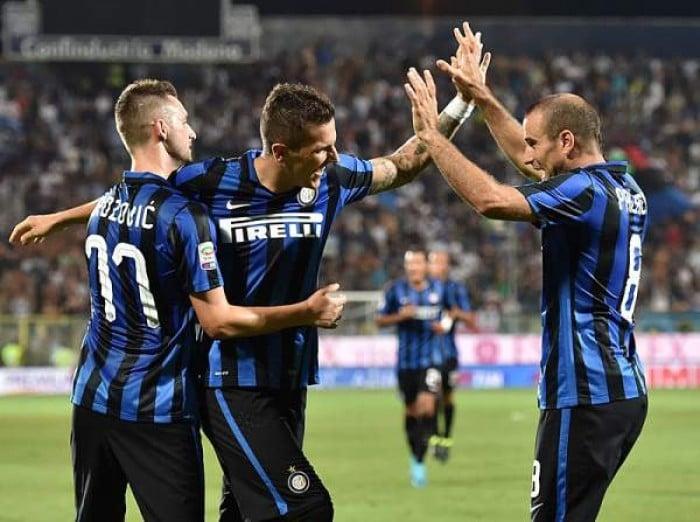 Inter - Carpi, esame di A per Mancini