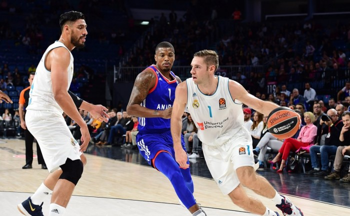 Turkish Airlines EuroLeague - E' il Real Madrid di Doncic: blancos corsari in casa dell'Efes Istanbul