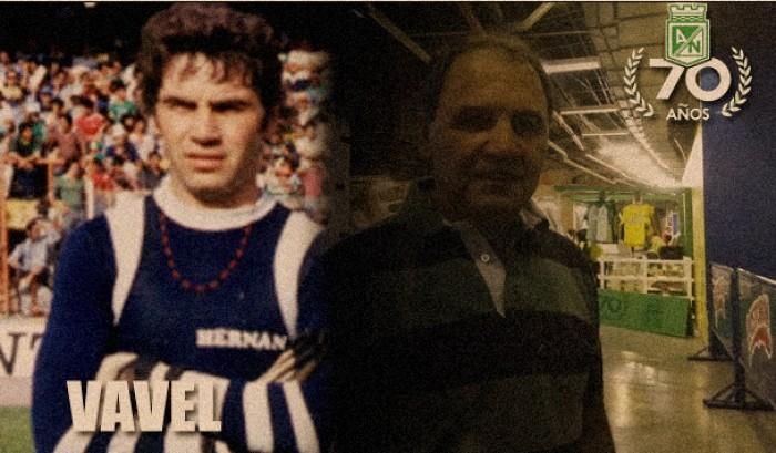 """Lorenzo Carrabs: """"En Nacional todos eramos una gran familia ..."""