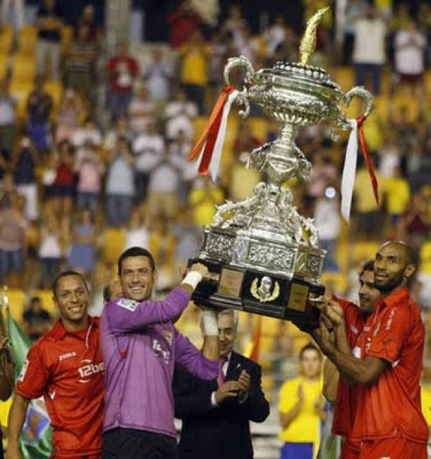 El Sevilla estará presente en el 59º Trofeo Ramón de Carranza