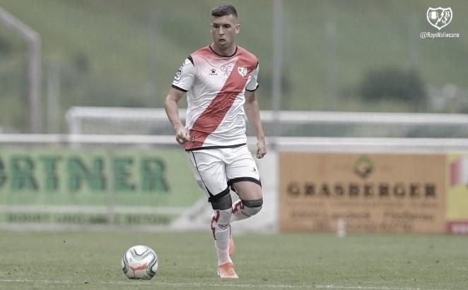 Adrián Carrasco cedido al CD Ebro