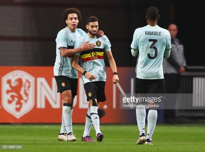 Netherlands 1-1 Belgium: Carrasco strike denies Holland win