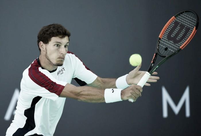 Coric amarga el debut de Carreño en Doha