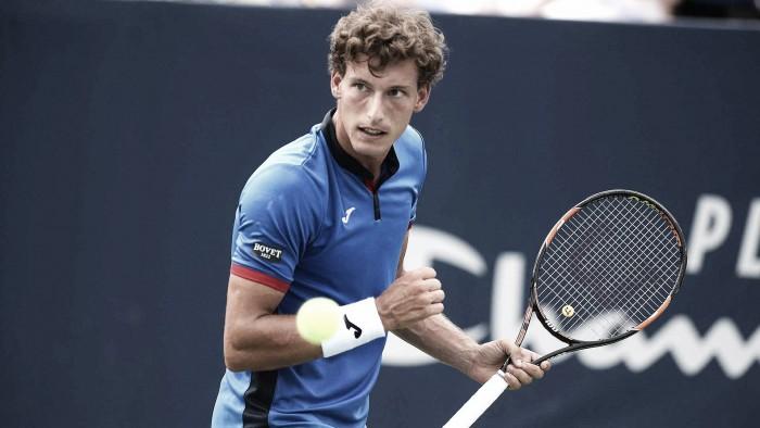 Pablo Carreno Busta derrota Fognini e é campeão do ATP 250 de Moscou; Gasquet vence na Bélgica