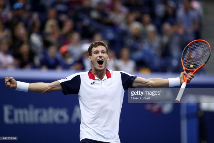 Diego Schwartzman pulls off shock US Open win over Marin Cilic