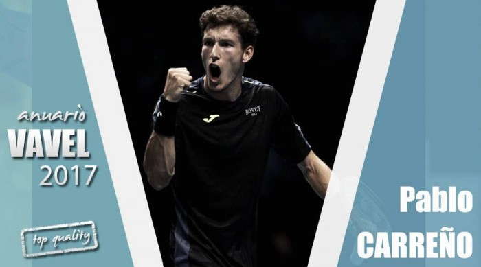 Anuario VAVEL 2017. Pablo Carreño: el ingreso en la élite del tenis