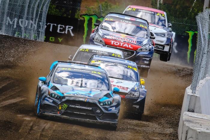 Confirmados los pilotos de Rallycross que correrán en Lohéac