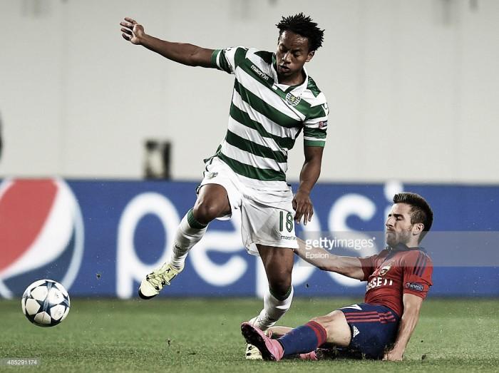 Benfica: Que papel para Carrillo?