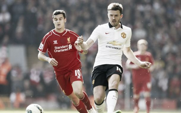 Michael Carrick highlights the importance of victory over arch-rivals Liverpool