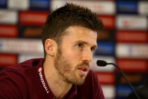 Carrick relishing elder role in England set up