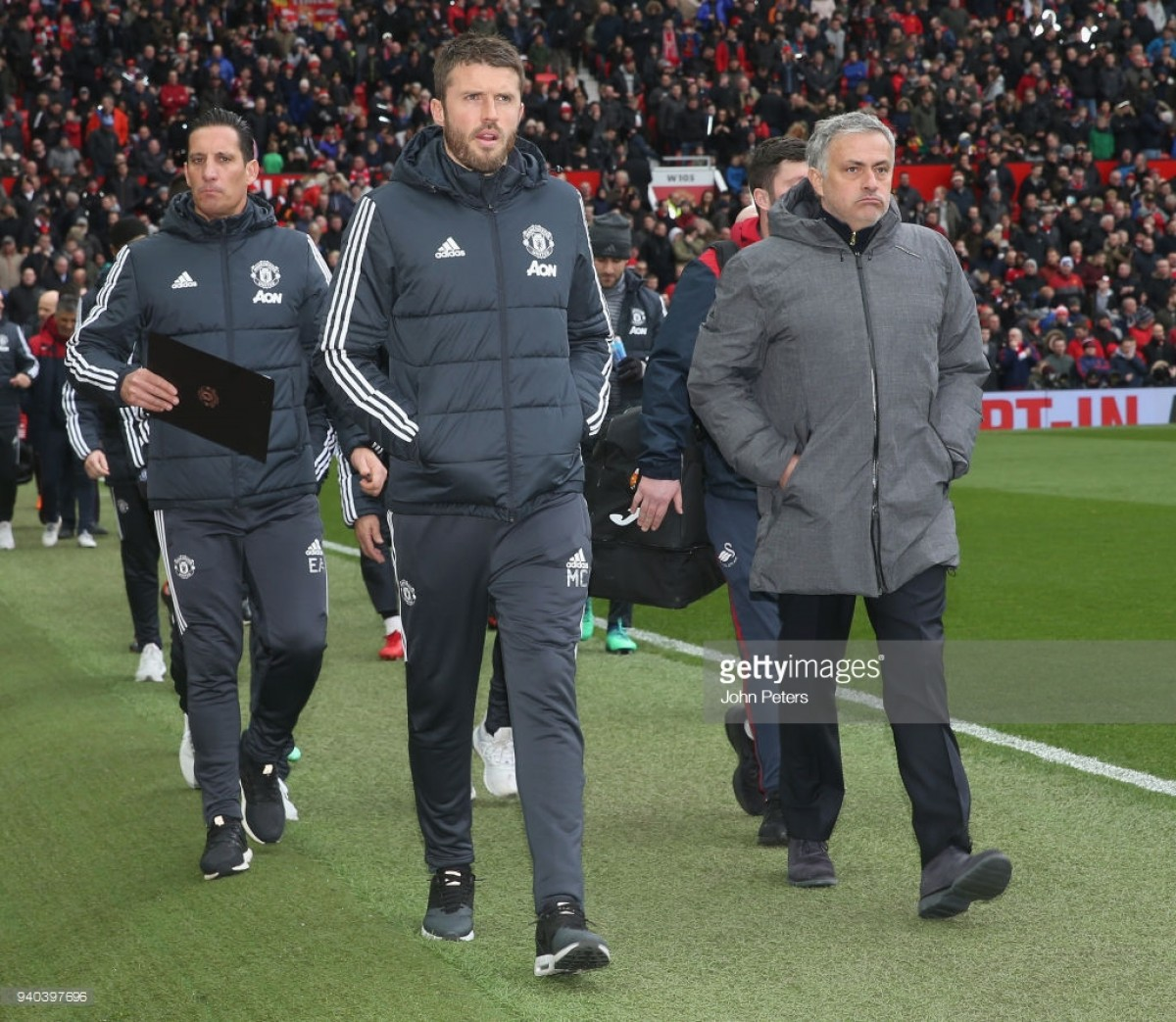 Michael Carrick outlines intentions to become a manager after wise words to Pogba