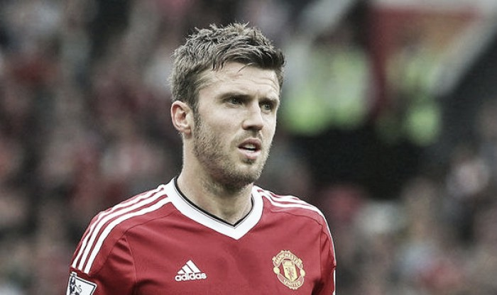 Michael Carrick pleased to bounce back - rivals