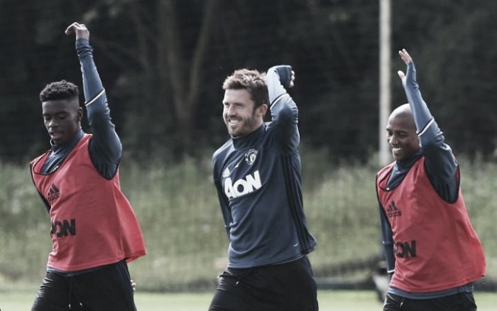 Michael Carrick excited for new season to begin