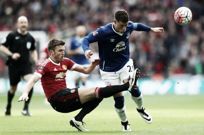 Michael Carrick adamant Manchester United can't get carried away, but happy to have 'phenomenal feeling' back