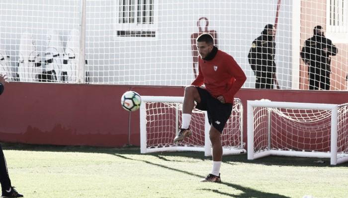 Arana, Carriço y Pareja entrenarán con el resto del equipo
