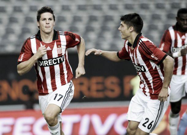 """Carrillo: """"Estoy muy contento con el resultado y con el gol"""""""