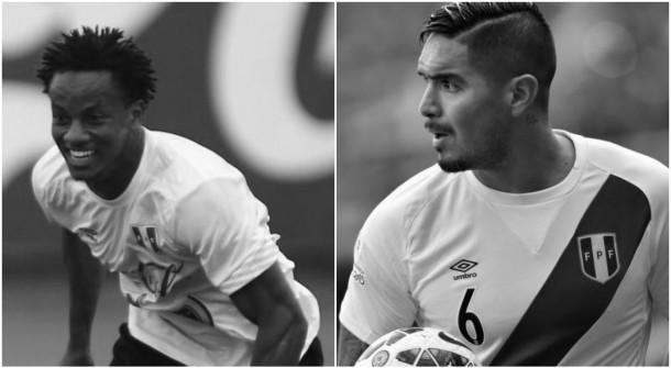 André Carrillo y Juan Manuel Vargas quedaron descartados para duelo frente a Paraguay
