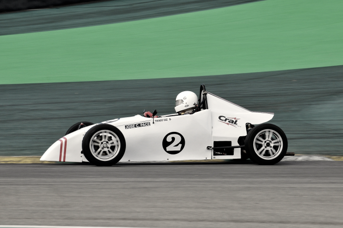 Fórmula Vee revive carro de José Carlos Pace em Interlagos