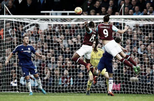 West Ham triunfa: No dicionário de Mourinho surge pela quinta vez o verbo 'perder'