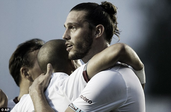 Carolina RailHawks 2-2 West Ham: Hammers end US tour with frustrating draw