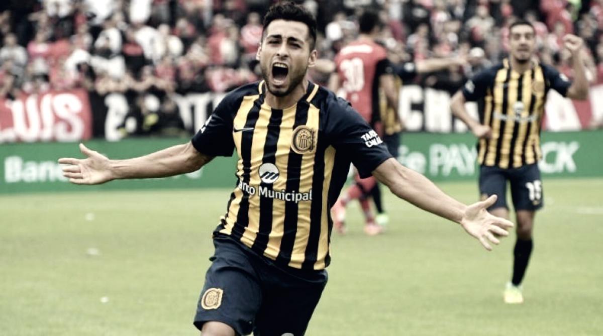Carrizo vuelve al once titular
