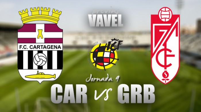 """Cartagena - Granada CF """"B"""": Necesidad de sumar para ambos"""