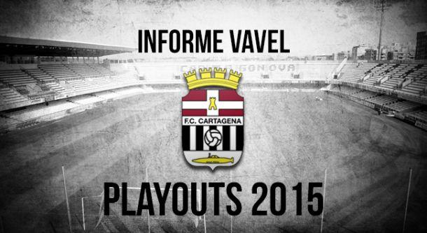 Informe VAVEL playout 2015: FC Cartagena
