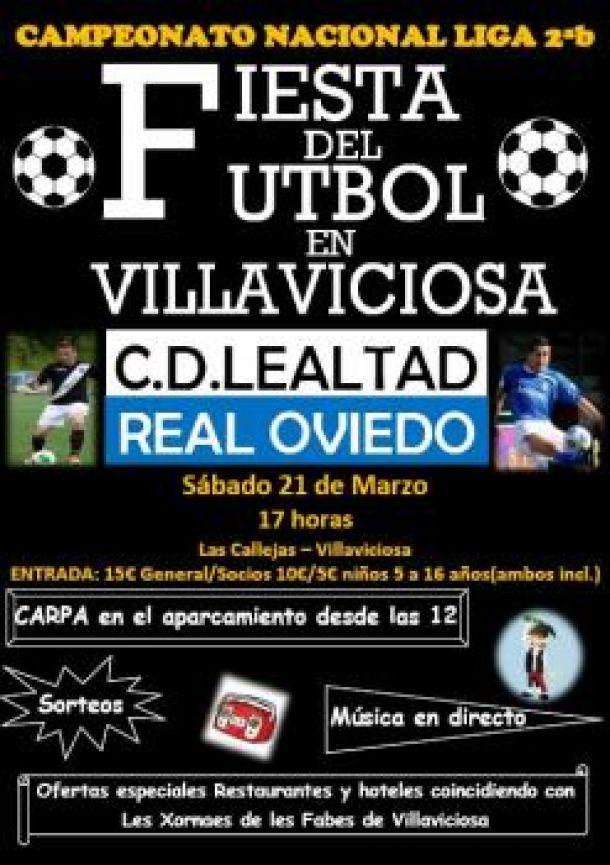 Villaviciosa se prepara para la fiesta del fútbol - Vavel.com