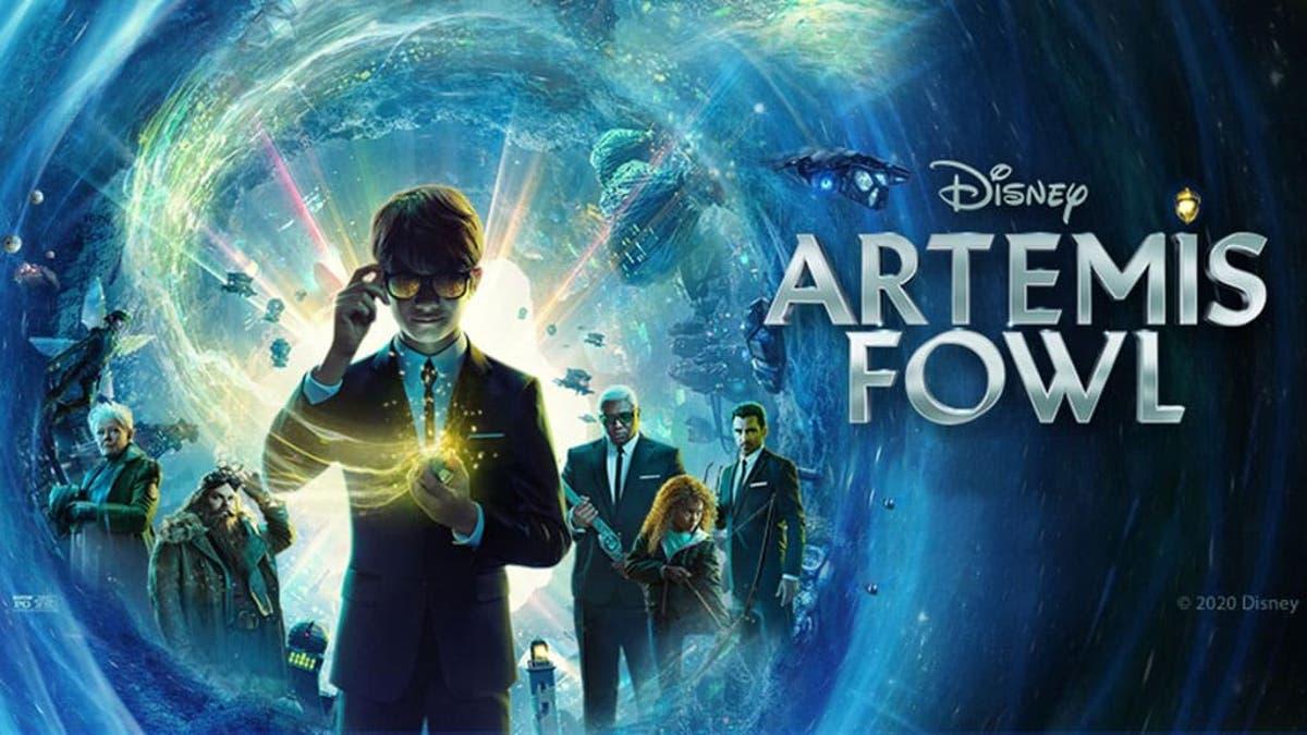 """""""Artemis Fowl"""": una película de fantasía que no es nada del otro mundo"""