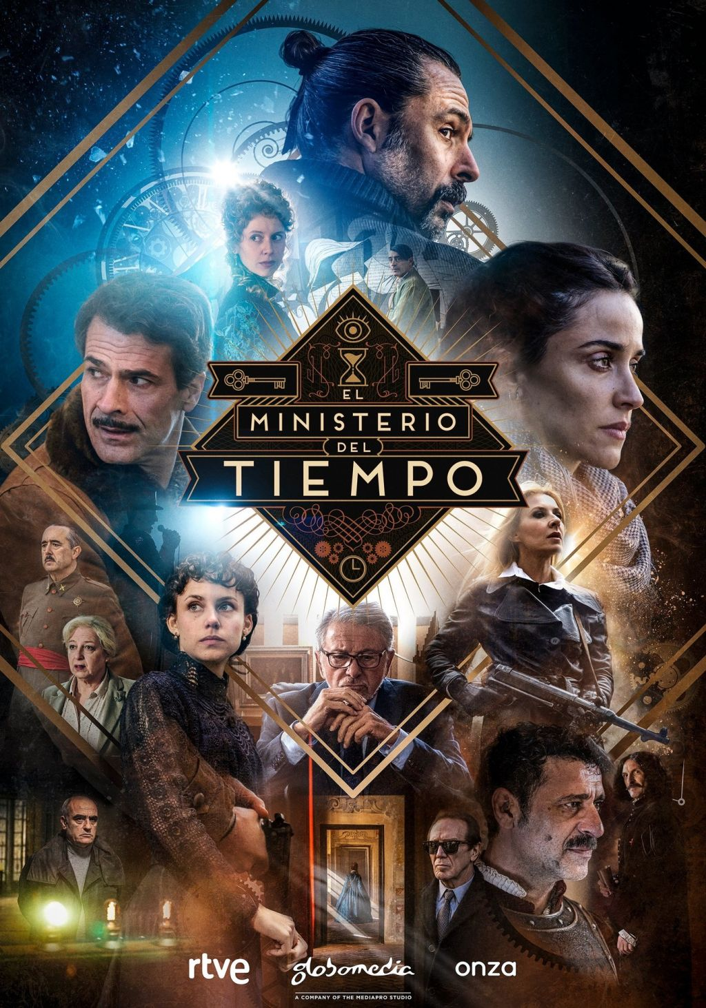 """""""El Ministerio del Tiempo"""": cómo hacer Historia con un montón de historias"""