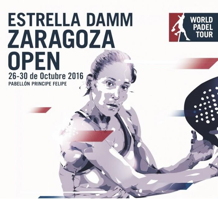 Sorteados los enfrentamientos del Estrella Damm Zaragoza Open
