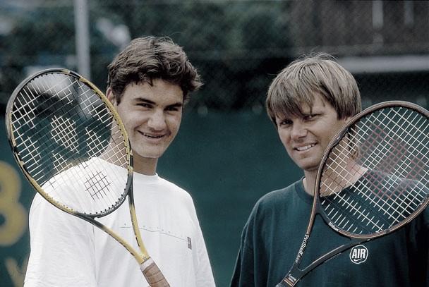 Los inicios de un grande como Roger Federer