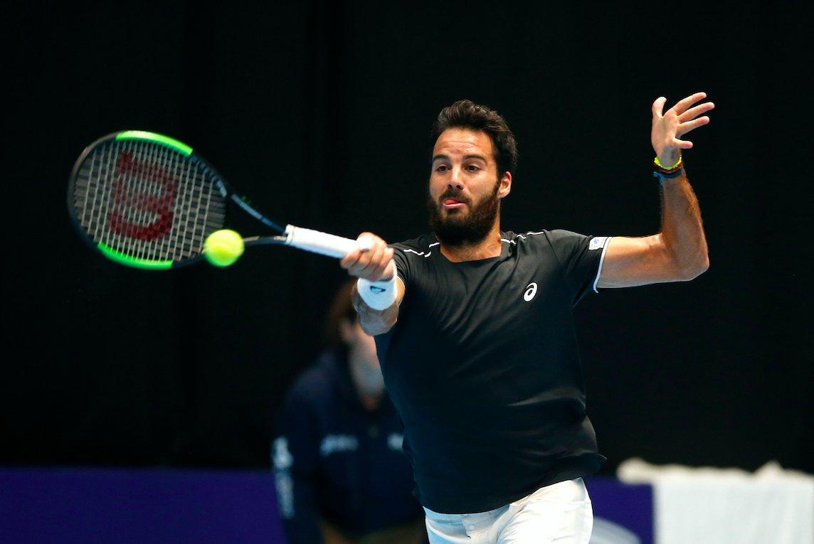 ATP Anversa: prima volta per Caruso, Pospisil elimina Raonic. Il day3